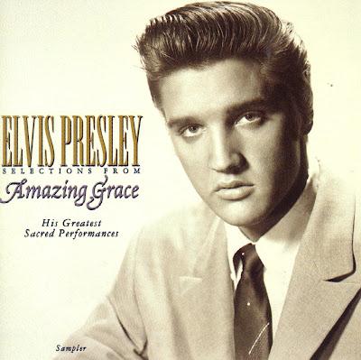 Elvis Presley cantando himnos cristianos