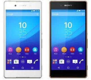 Harga dan Spesifikasi Sony Xperia Z3 Dual Plus