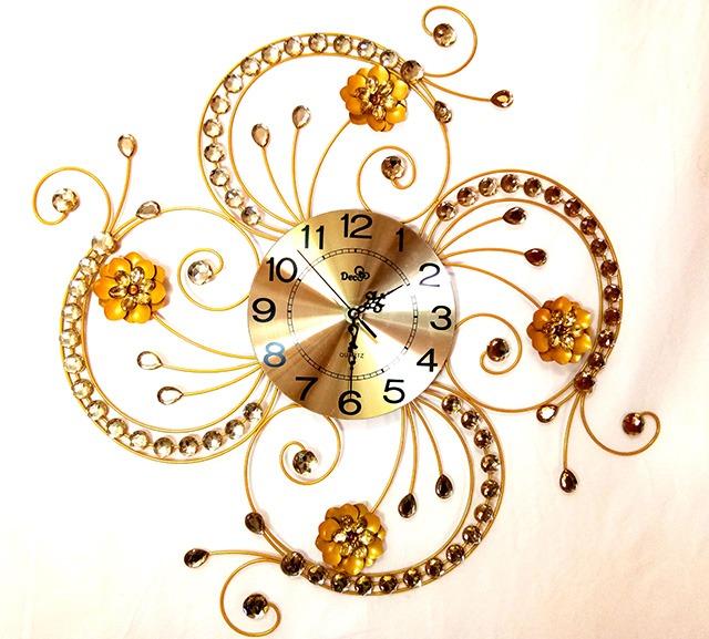 Đồng hồ trang trí treo tường Deco V01