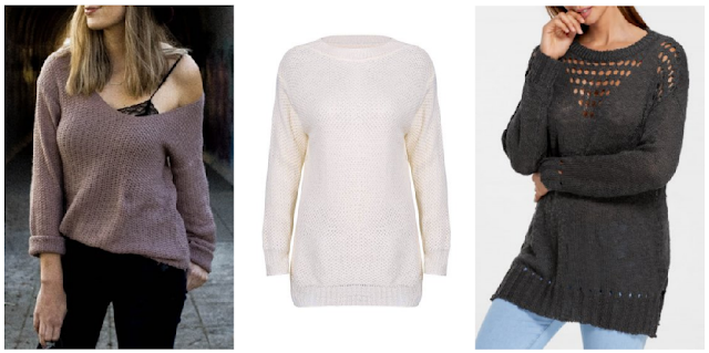 Rosegal Wishlist: Autumn Sweaters