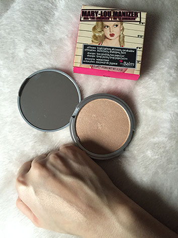 The Balm Mary-Lou Manizer.