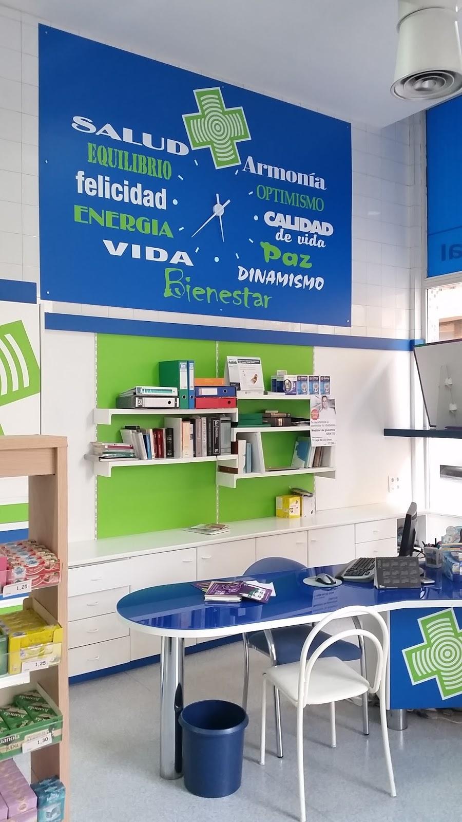 Farmacia Central Ontinyent R Tulos Y Vinilos Dekotipo 695195134 # Muebles Naluna Castellon