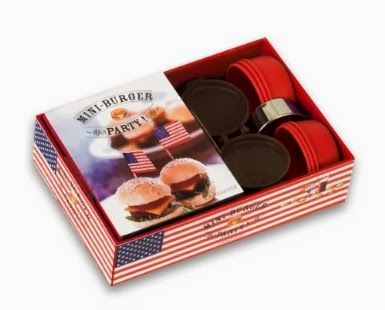 mini burgers party Larousse