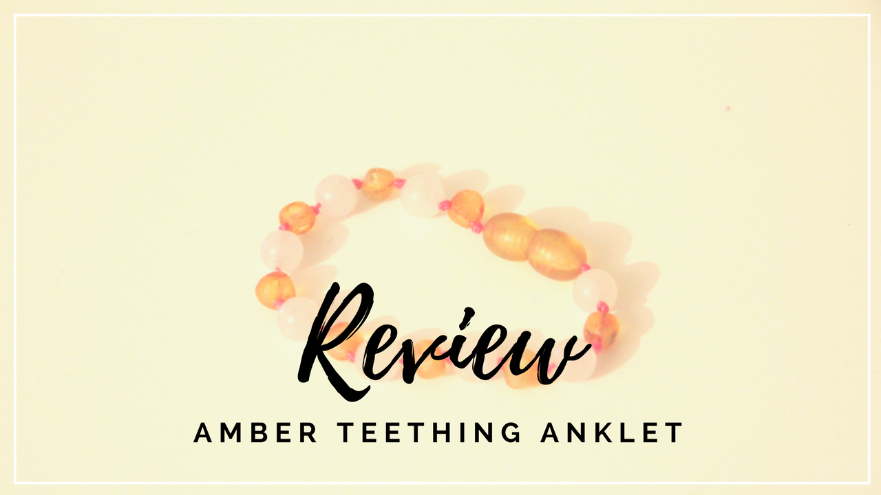 Amber has been used to help with teething for a few years now and I decided to put it to the test.