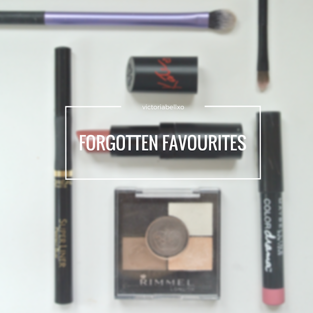 Forgotten monthly favourites rimmel real techniques loreal maybelline