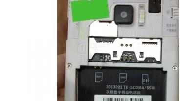 Download Chinese M3 SC6820 Pac File - Mobile flashing software