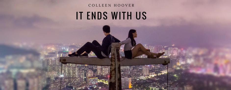 """""""Nem tehetsz mást, csak ússz, ússz..."""" - Colleen Hoover: It Ends With Us (Velünk Véget Ér)"""