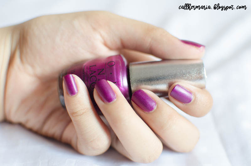 OPI Designer Series DS imperial swatch