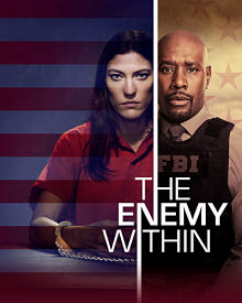 Sinopsis pemain genre Serial The Enemy Within (2019)