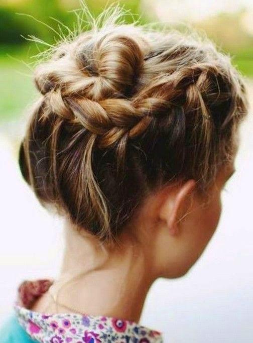 5 Fabulous Hair Tutorials For Short Hair}