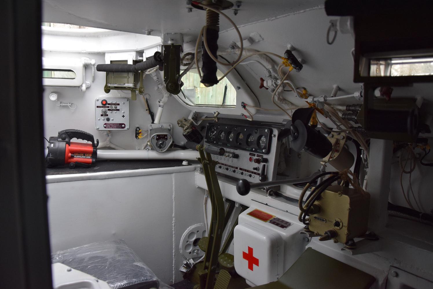 ЗСУ отримали чергову партію медичної техніки