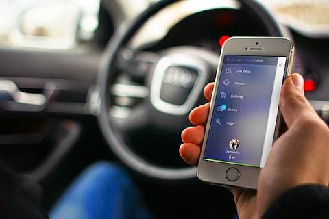 圖片說明: ULU APP 可查詢即時行車資訊,圖片來源: ULU 網站