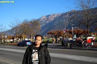 Narsis dulu di Interlaken