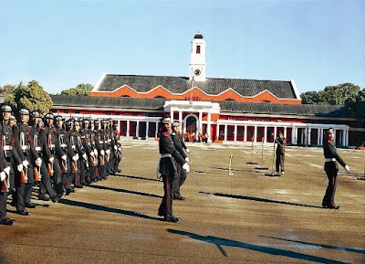 Bharat Mata Teri Kasam Indian Military Academy IMA Song
