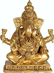 Photo Of Gold  Ganapati