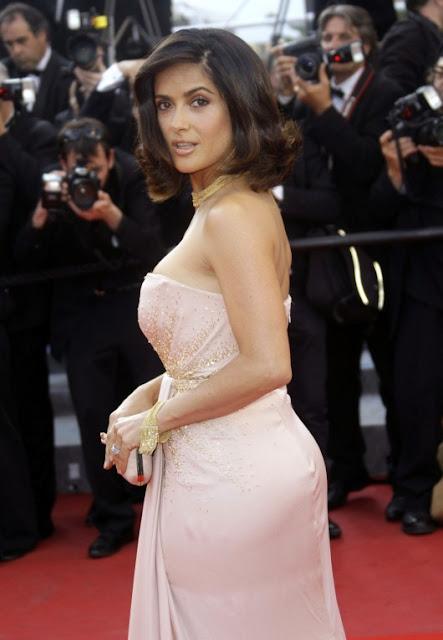 Salma Hayek Cannes Film Festival