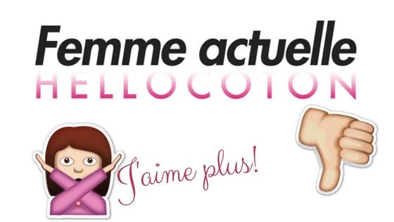 Hellocoton Femme Actuelle