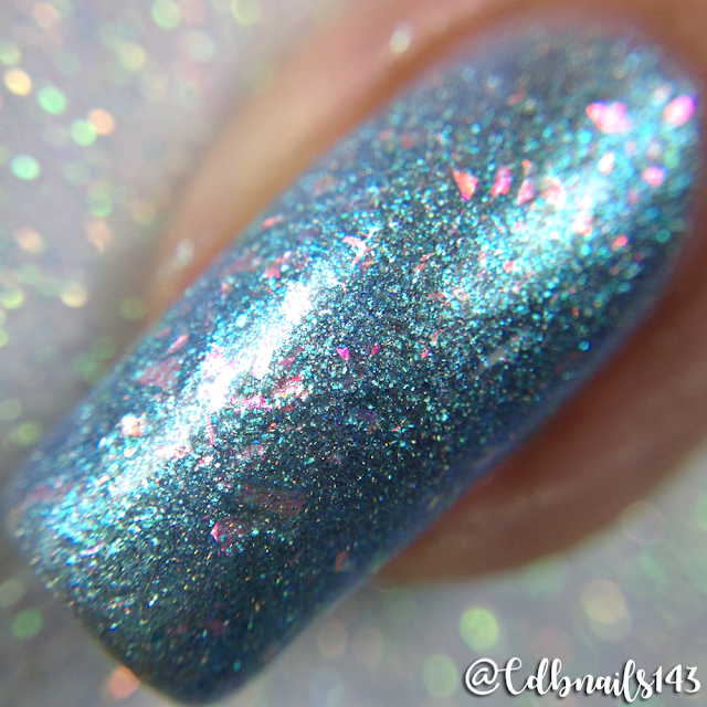 Lollipop Posse Lacquer-The Fool
