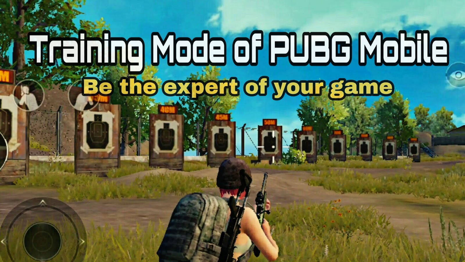 How to use Training mode in Pubg Mobile? | PUBG tips and tricks