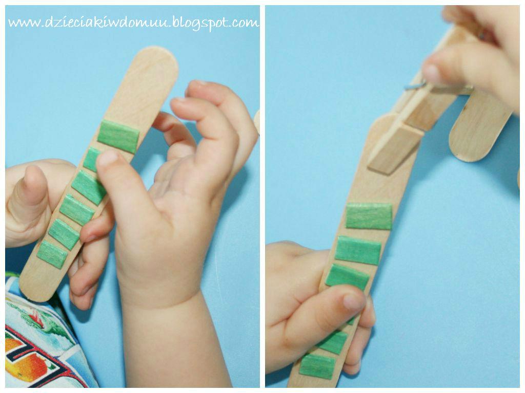 Nauka liczenia 1-10 - kreatywna zabawa dla dzieci