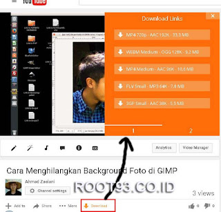 Memulai Download Video