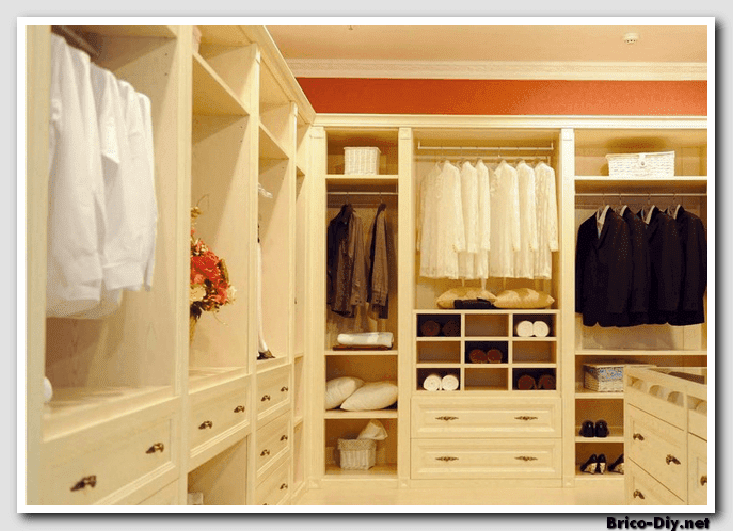 Walk in closet dise os modernos ideas para decorar y for Roperos para dormitorios modernos