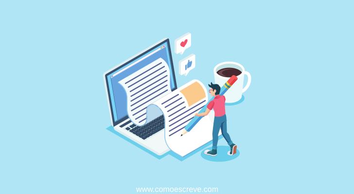 5 dicas para praticar a sua escrita com sucesso