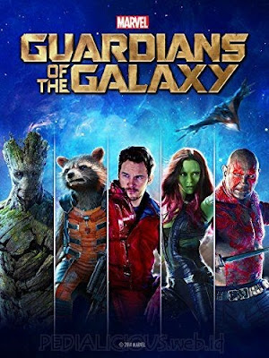 Sinopsis film Guardians of the Galaxy (2014)