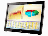 "Monitor Komputer Dibawah 20"" Paling Hemat Listrik 2014"