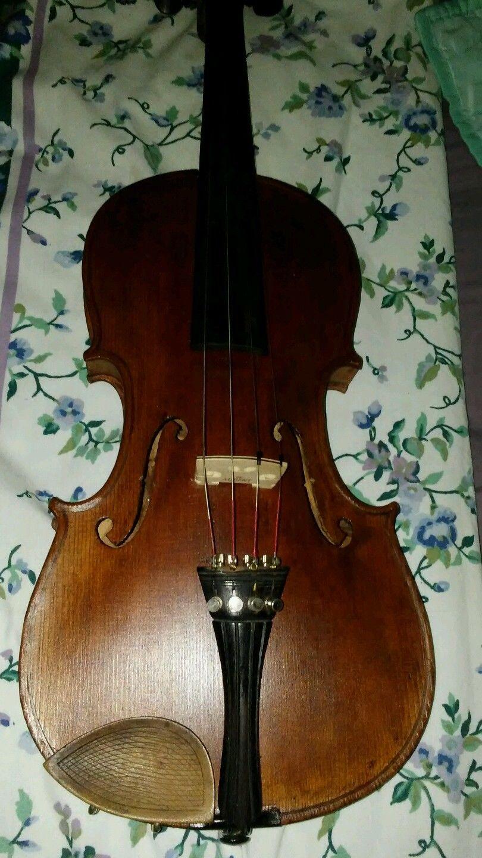 The Diy Violin Ebay Violin On Sniping