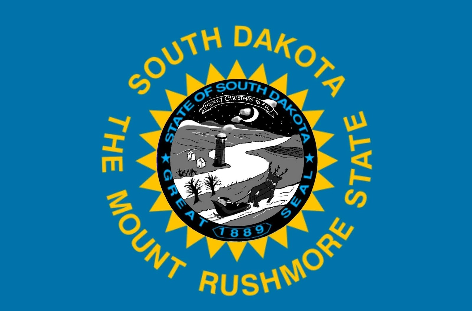 b6a5e37bdb69 Deep in the heart of America is Oklahoma and South Dakota. In this post