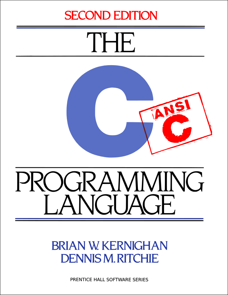 Use books c language by dennis ritchie pdf fandeluxe Image collections