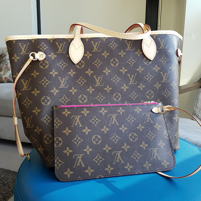 Louis Vuitton Neverfull | Almost Posh