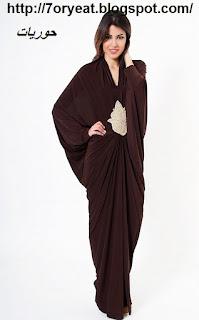 6a9b28d7acf62 تشكيلة عبايات خليجية الماركة الإماراتية الكرم قادري المتميزة بأناقة  تصاميمها وفخامة
