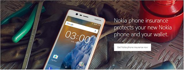 Nokia Phone Insurance