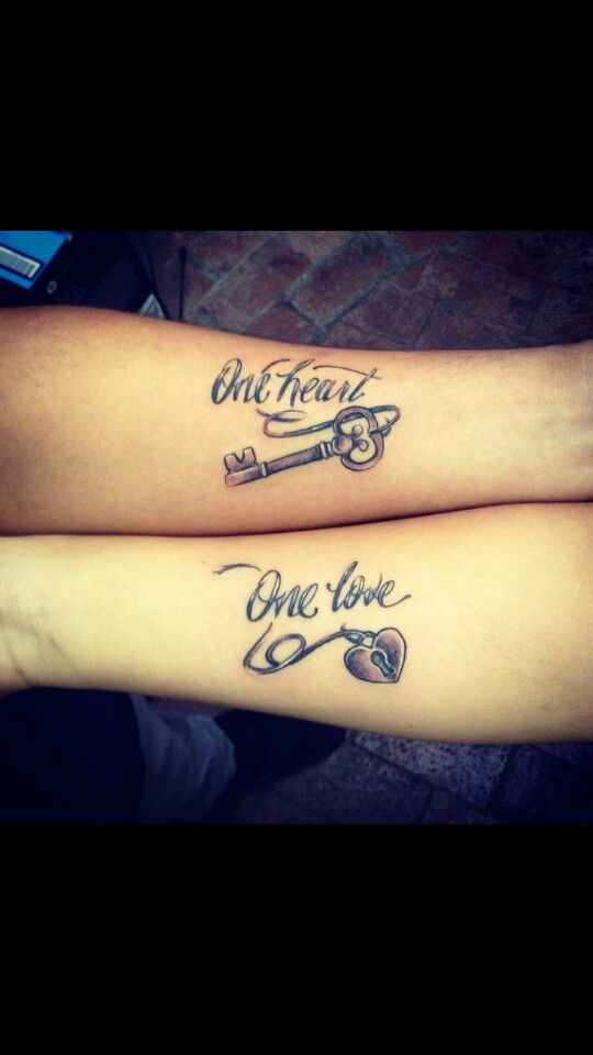 couple-tattoos-2 15 Sweetest Couple Tattoos Designs tattoo