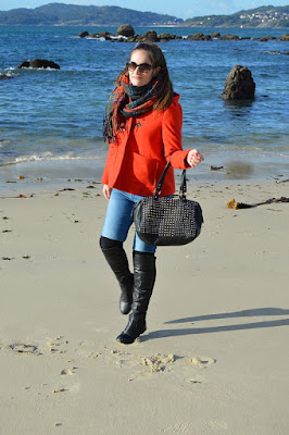 Outfits con botas Negras comodas