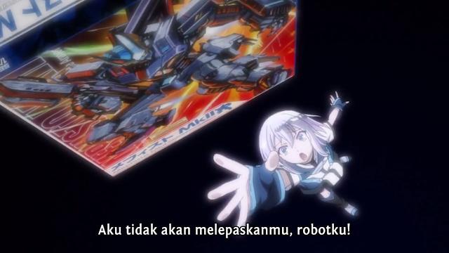 Knight's & Magic Episode 06 Subtitle Indonesia