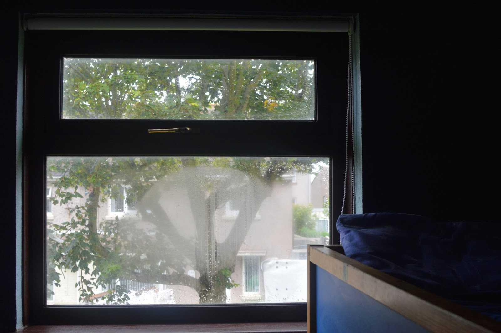 , Danny's Bedroom Update- New Blinds