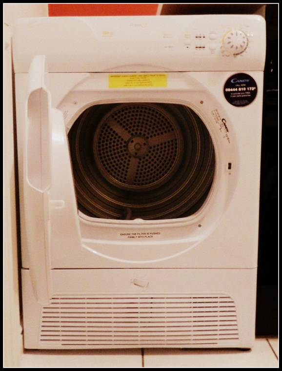 Candy Smart GOC 580C Condenser Tumble Dryer Review