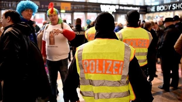 Denuncias Masivas por abusos sexuales en el primer día del carnaval de Colonia Alemania