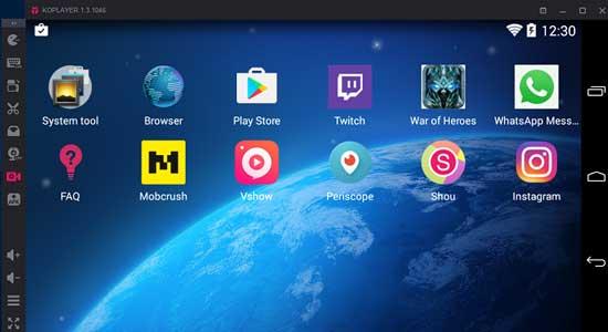 Emulator Android Teringan Terbaik dan Terbukti 6 Emulator Android Paling Ringan dan Cepat di PC atau Laptop
