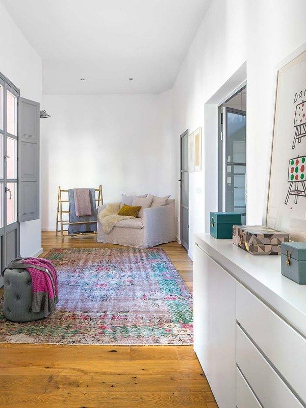 Stylish Laconic And Functional New York Loft Style: Decordemon: A Stylish Multifunctional Loft On The
