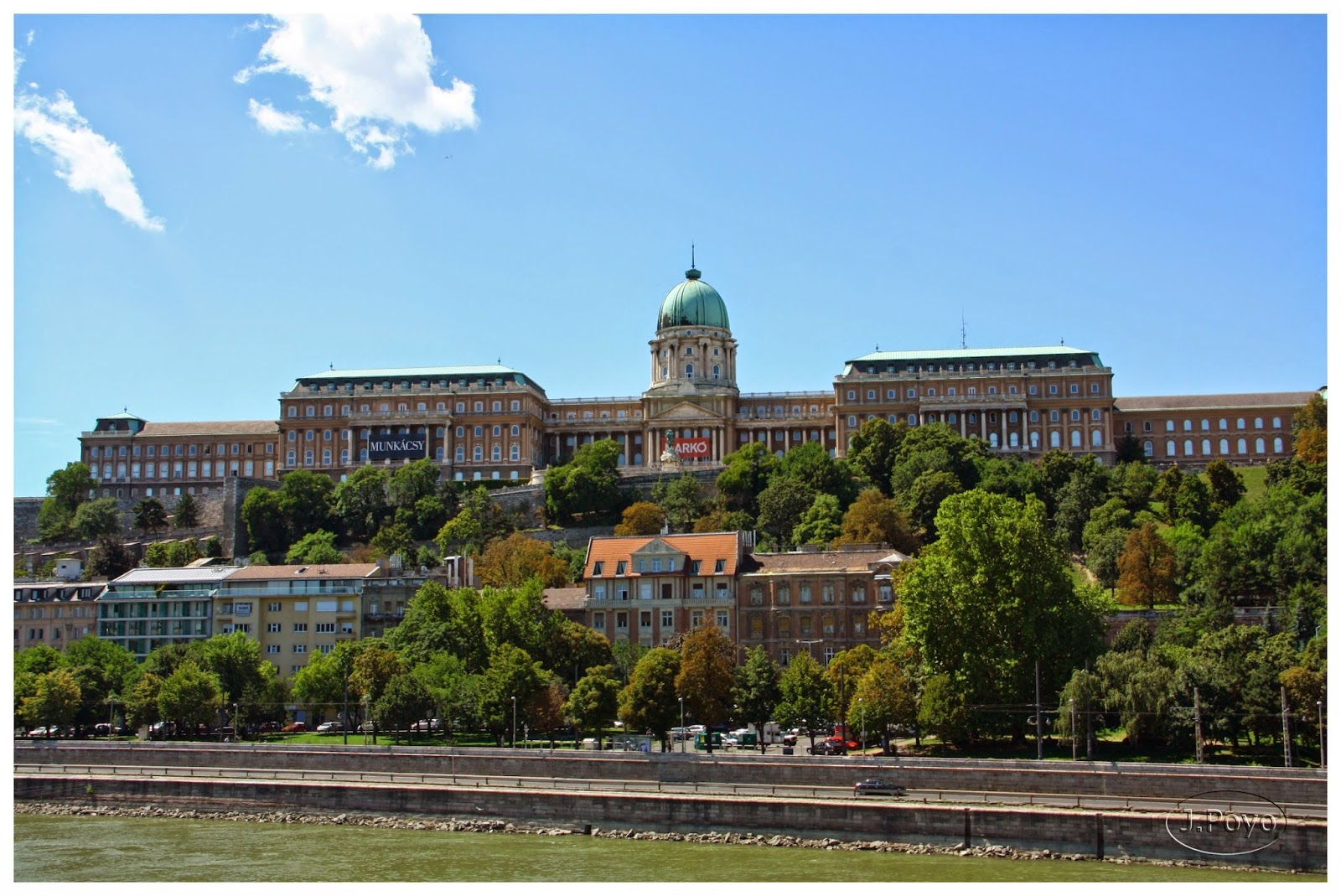 Palacio Real o Castillo de Buda, Budapest