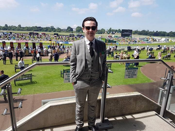 And they're off - A day at York Racecourse | Wasted Little PJ
