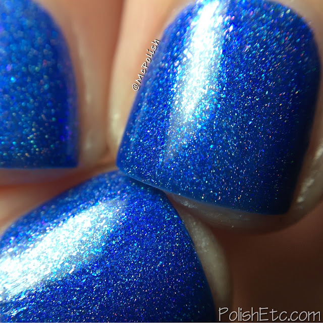 KBShimmer - Summer 2016 Collection - McPolish - Along For the Tide