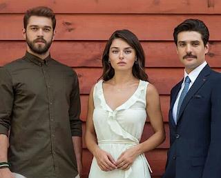 Actorii din serialul Meryem