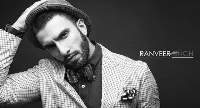 Ranveer Singh Black and White HD Wallpapers