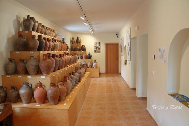 Museo del Cántaro de Valoria la Buena. Valladolid