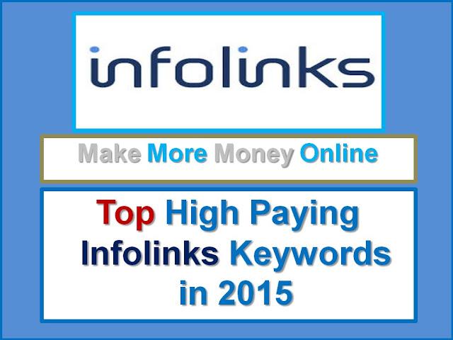 High-Paying-Keywords, Infolinks, Make-Money, Make-Money-Online, Online-Earning,
